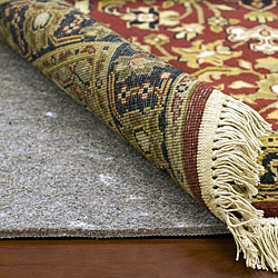 Residential and commercial interior cleaning in Phoenix by First Glass Green Cleaning showing rug and rug pad