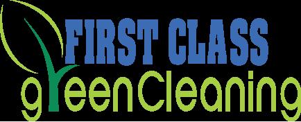 First Class Green Cleaning – First Class Green Cleaning Logo